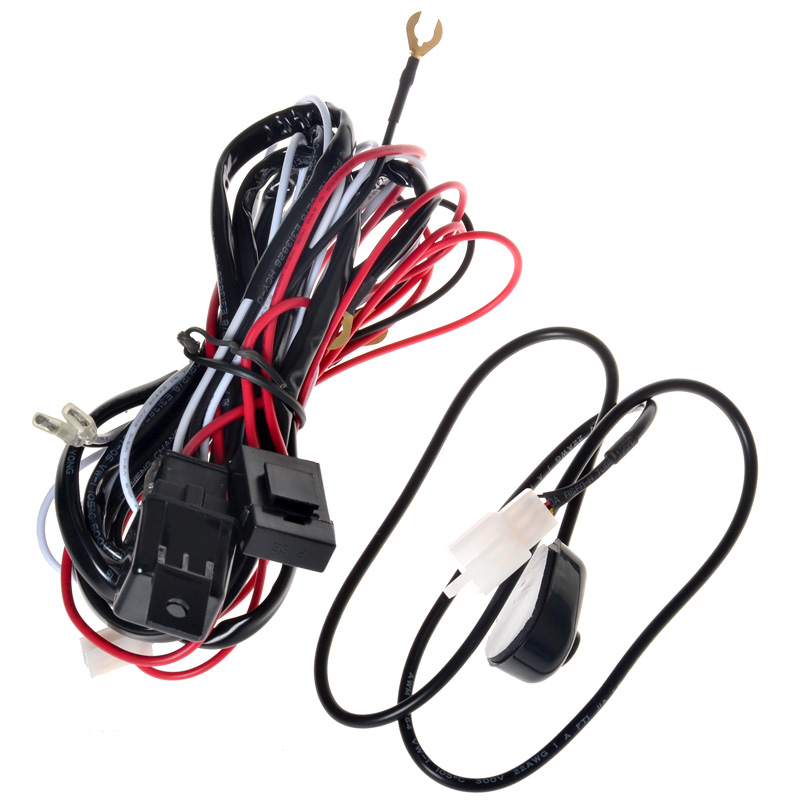 Kawell U00ae 2 Leg Wiring Harness Include Switch Kit Support