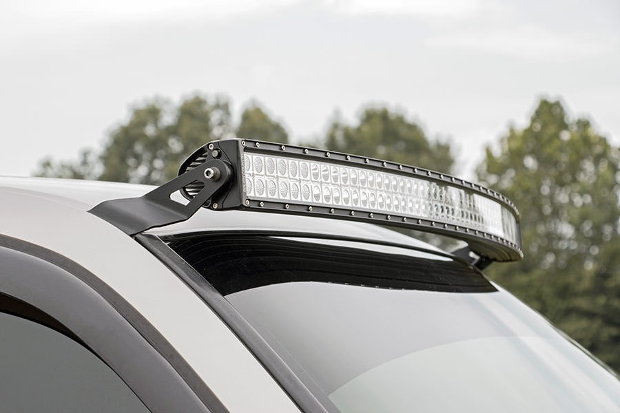 Kawell 2007 2013 Chevy And Gmc 50 Inch Curved Led Light